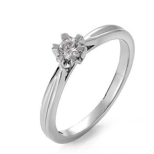 Diamantring forlovelsesring Sitara 0,16 ct W-Si-222116