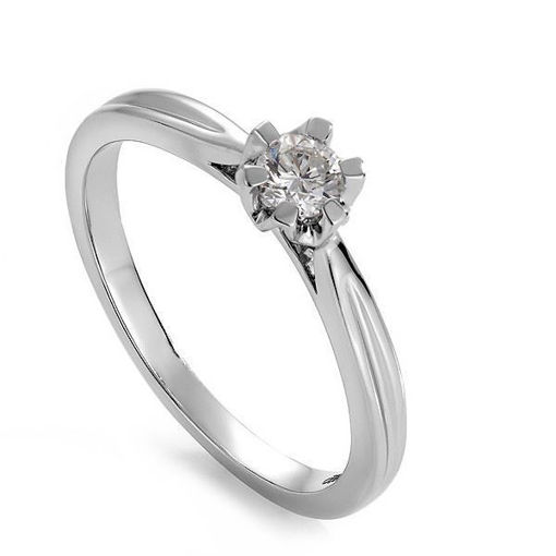 Diamantring Sitara med 0,19 ct W-Si-222119