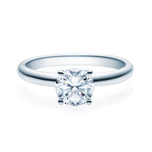 Enstens diamantring Jasmina med 1,00 ct i 14kt gull. TW-Si. -18018100