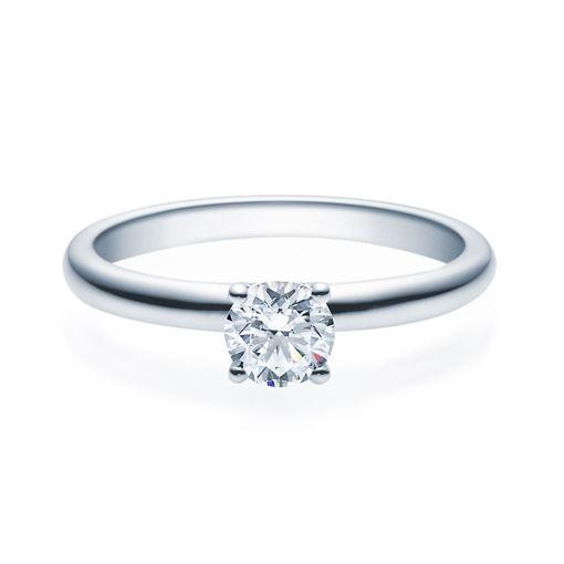 Enstens diamantring Jasmina med 0,50 ct i 14kt gull. TW-Si. -18018050
