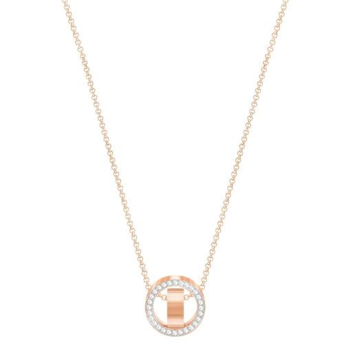 Swarovski smykke Hollow, Rose gold - 5289495
