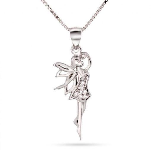 Smykke i sølv. Tingeling - 64064