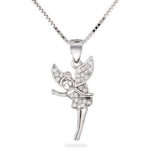 Smykke i sølv. Tingeling - 64060