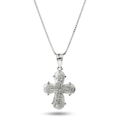 Smykke i sølv. Dagmar kors - 64020
