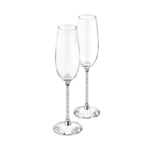 Swarovski Crystalline Toasting Flutes (Set of 2) - 255678