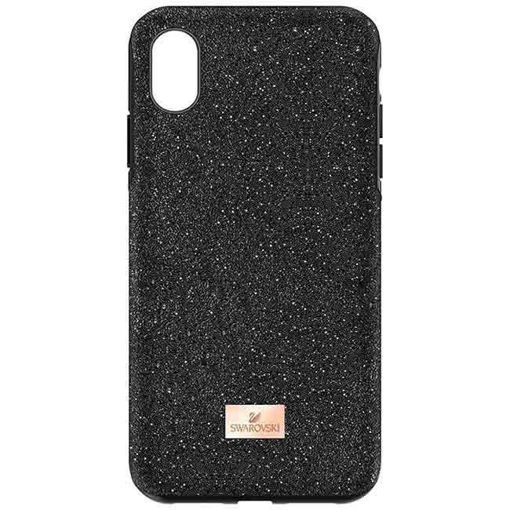 Swarovski Iphone XS Max deksel High, sort - 5449152