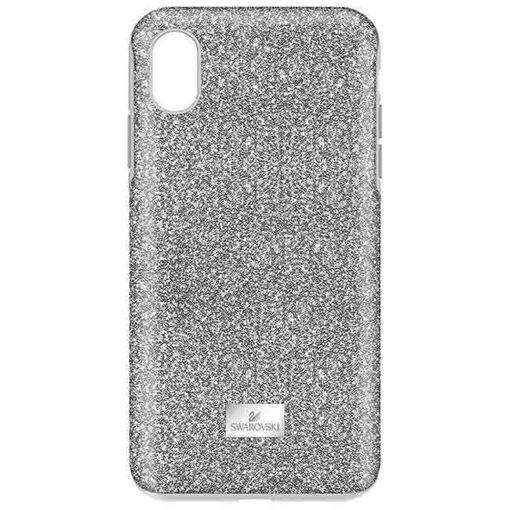 Swarovski Iphone XS Max deksel High, grå - 5449135