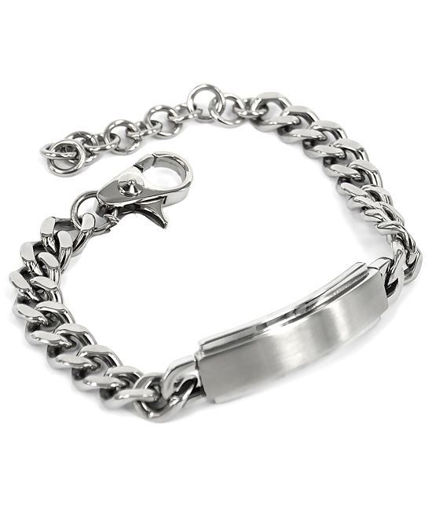 Armbånd LUCAS i stål - 52172412