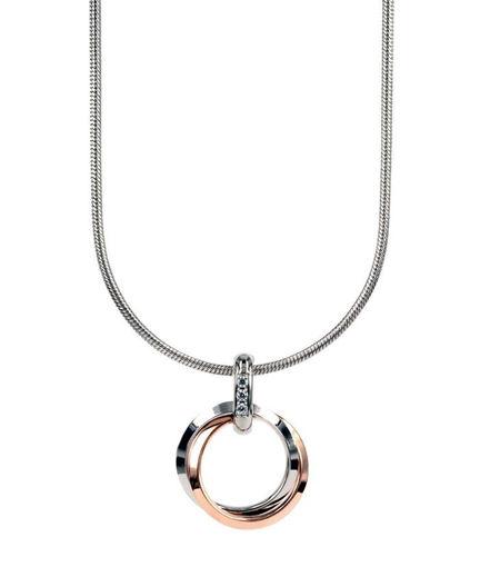 Smykke i forgylt stål CARROLIN Short - 10582810