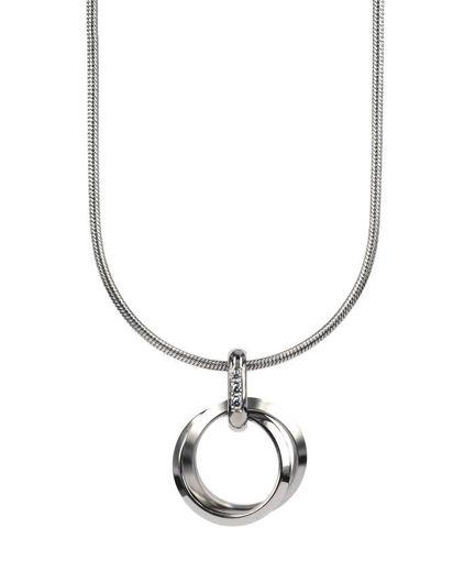 Smykke i forgylt stål CARROLIN Short - 10582811
