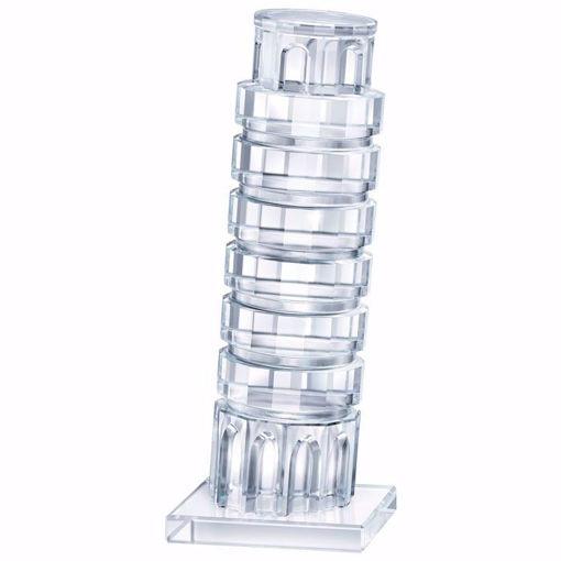 Swarovski figurer. Tower of Pisa - 5428010