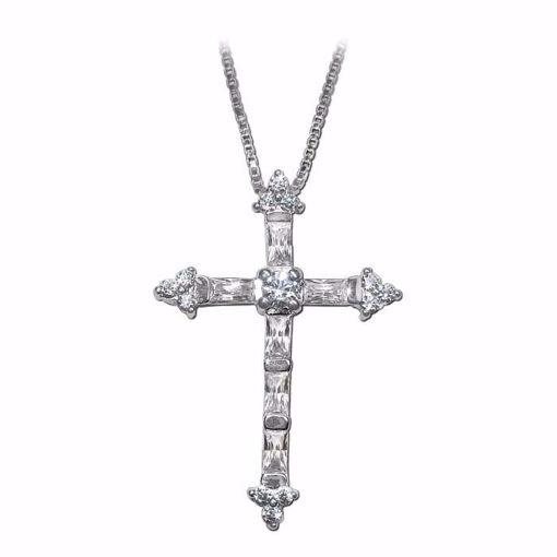 Kors i sølv -790153