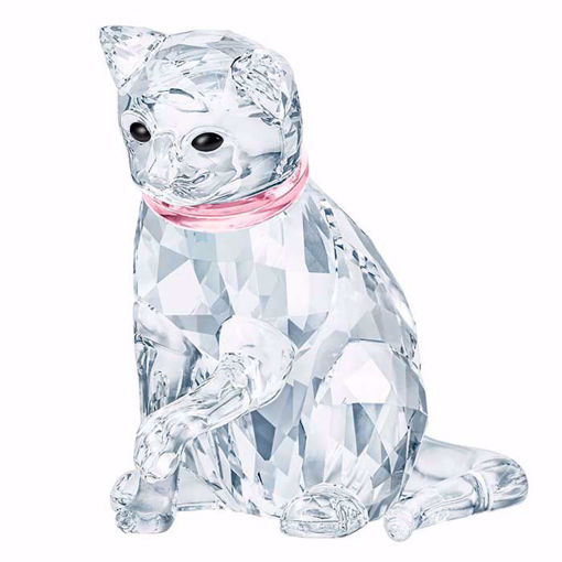 Swarovski figurer. Cat mother -5465836