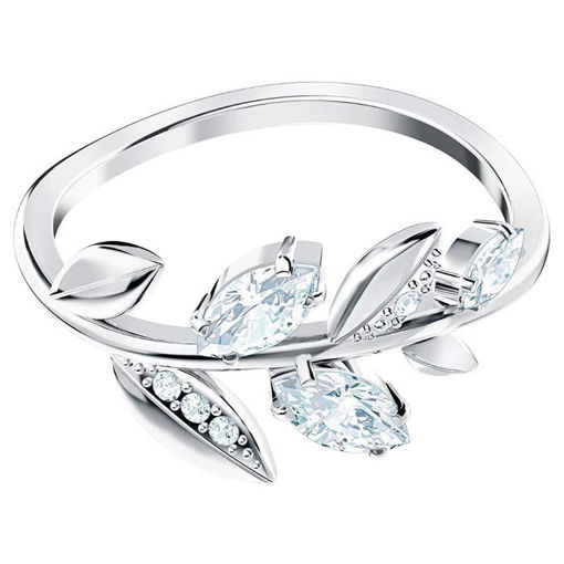 Swarovski ring Mayfly, hvit - 5441194