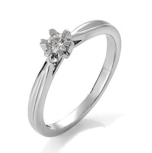 Diamantring Sitara med 0,12 ct W-Si-222111