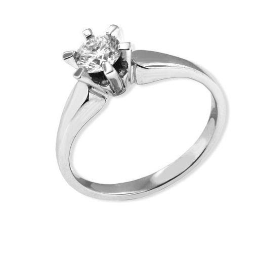Diamantring forlovelsesring Sofia 0,30ct W/SI -1207300