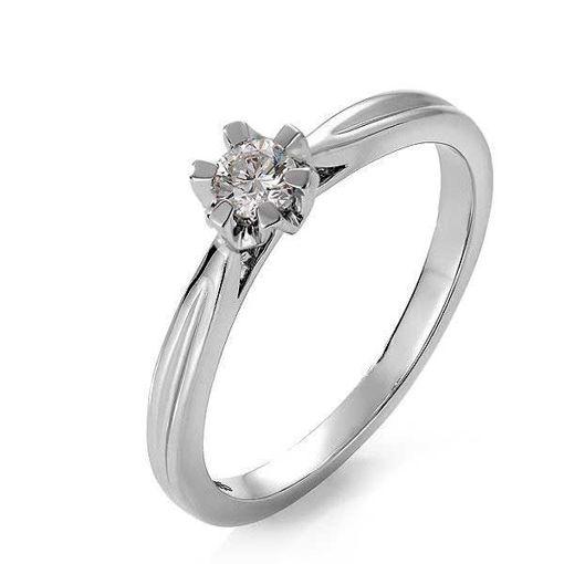 Diamantring forlovelsesring Sitara 0,15ct W/SI -222115