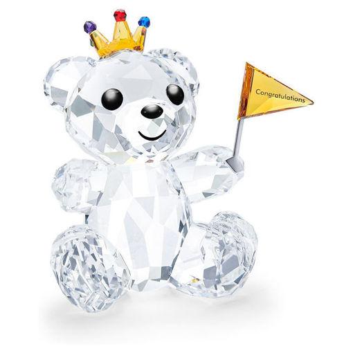 Swarovski figurer Kris Bear - Congratulations - 5492229