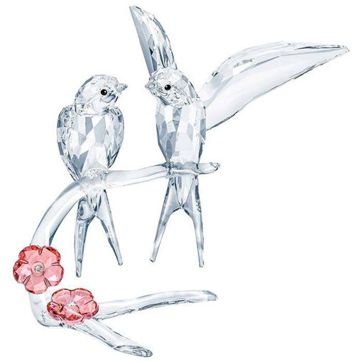 Swarovski figurer. Swallows - 5475566