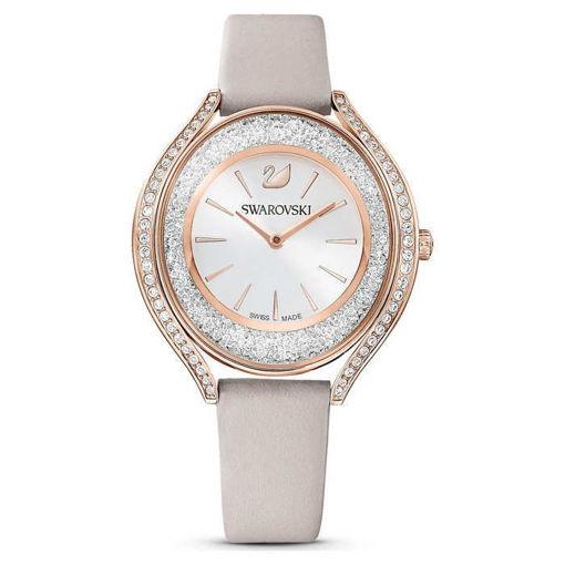 Swarovski klokke Crystalline Aura, rose - 5519450