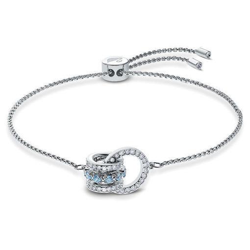 Swarovski armband Further, blå - 5537123