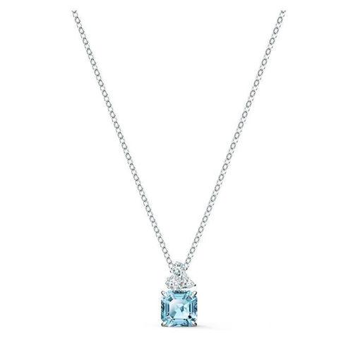 Swarovski smykke Sparkling, aqua - 5516483