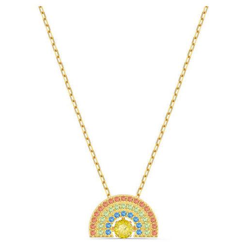 Swarovski smykke Sparkling Dance Rainbow - 5521756