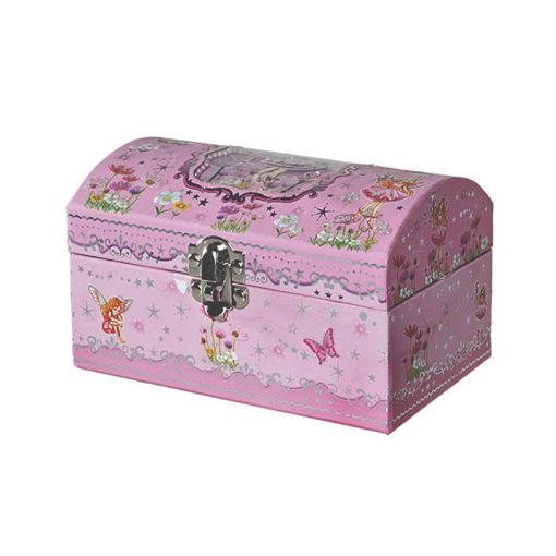 Smykkeskrin til barn, rosa - 0300105