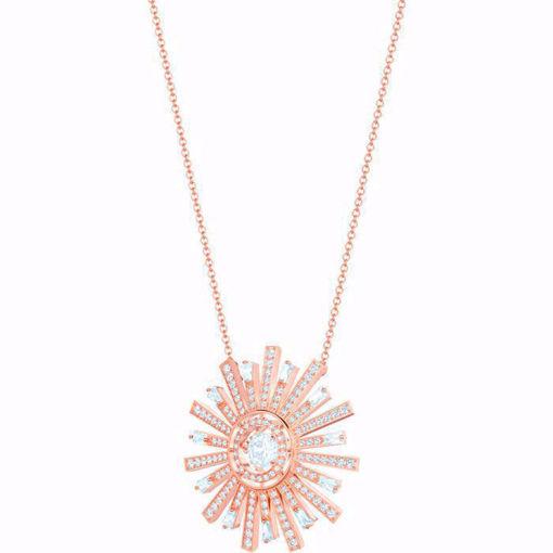 Swarovski smykke. Sunshine, rose - 5459593