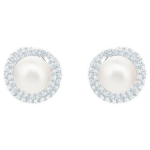 Swarovski øredobber Originally, Crystal Pearls - 5461087