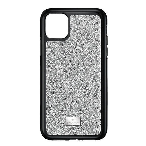 Swarovski  Iphone 11 Pro Max deksel Glam Rock, hvitt - 5536650