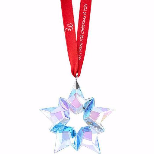 Swarovski figurer 25th Anniversary Ornament by Mariah Carey - 5543287