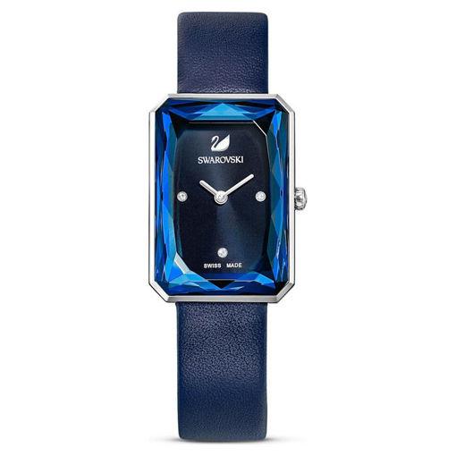 Swarovski klokke Uptown, blå - 5547713