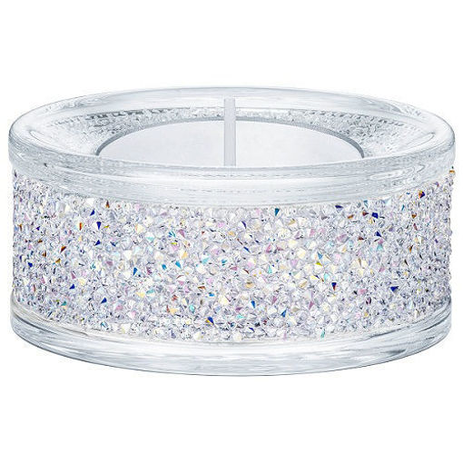 Swarovski Shimmer Tea Light Holders, Crystal AB - 5428722