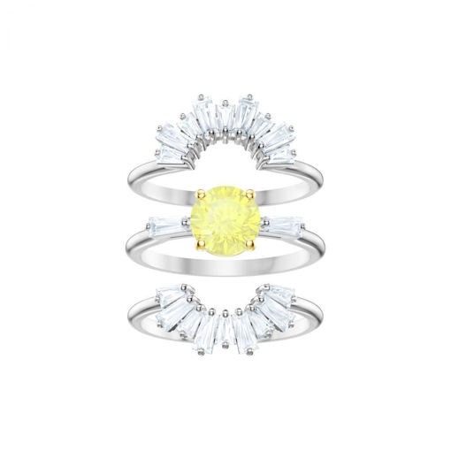 Swarovski ring Sunshine Set - 5482508