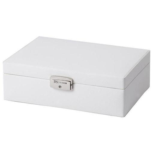 Smykkeskrin, Hvit - 35300