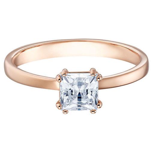 Swarovski ring Attract Motif, hvitt - 5515773