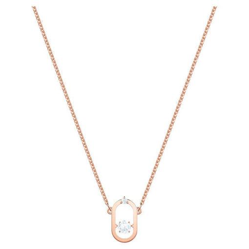 Swarovski smykke North, hvitt - 5468084