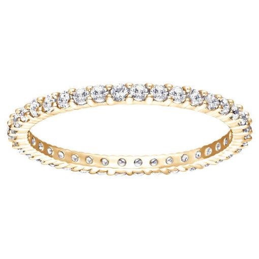 Swarovski ring Vittore, gold - 5531164