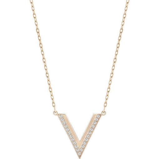Swarovski smykke Delta, hvitt - 5140120