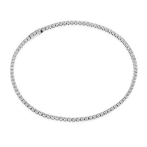 Armbånd Ellera 17 cm, sølv 925 - SJB2869CZ