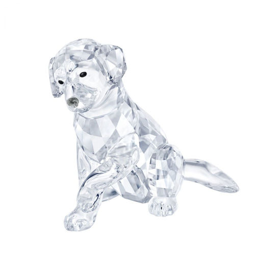 Swarovski figurer Labrador Mother - 5399004