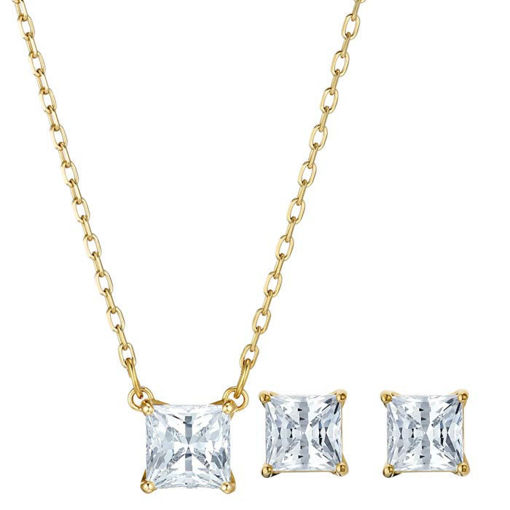 Swarovski smykkesett Attract Set Sq New - 5510683