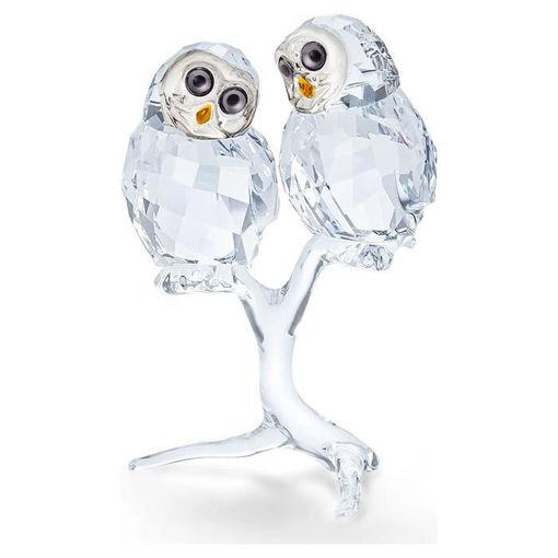 Swarovski figurer Owl couple - 5493722