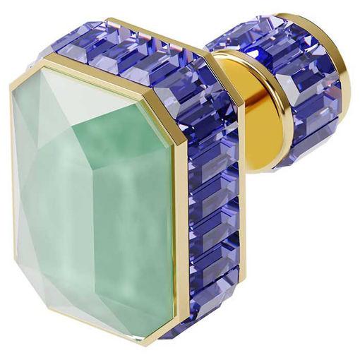 Swarovski øredobber Orbita earring Single, Octagon cut crystal - 5600526