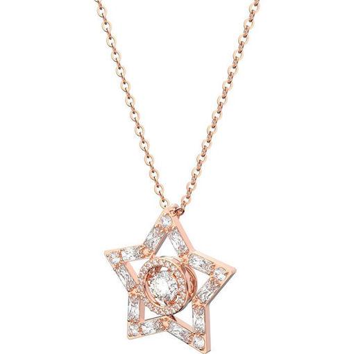 Swarovski smykke Stella, Rose - 5617766