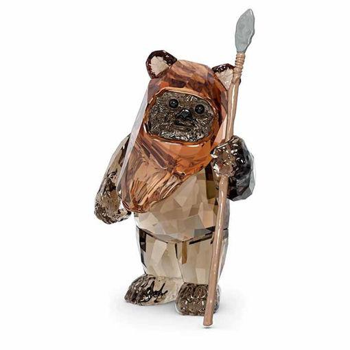 Swarovski figurer Star Wars Ewok Wicket - 5591309