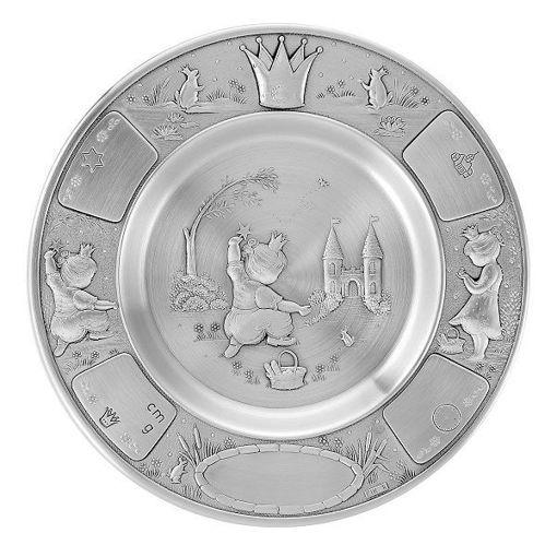 Barnetallerken Prinsesse - 1067