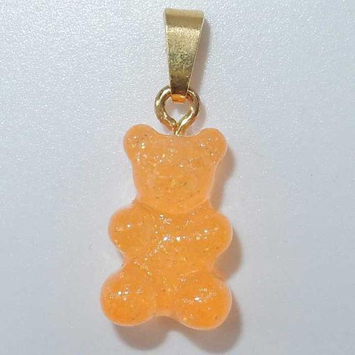 Gummibjørn smykker Zuzanna G. CLASSIC, BELLINI 2 / GOLD - 1710BEAR-B2G